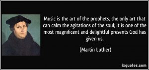 Music The Art Prophets Only