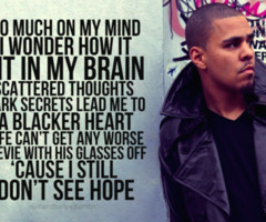 Back > Quotes For > J Cole Quotes About Hoes