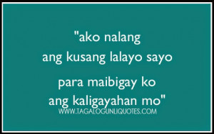 Break - up Sad Tagalog Quotes | Love Quotes Tagalog