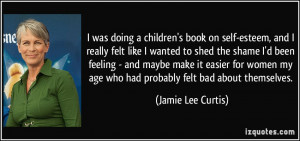 Self Love Quotes For Women More jamie lee curtis quotes