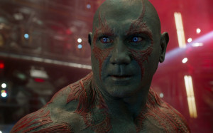 ... quotes of Drax the Destroyer , a member of the Guardians of the Galaxy