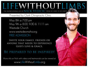 Nick Vujicic Inspirational