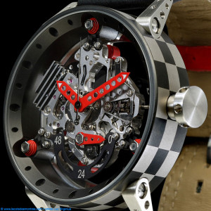The Watch Quote: Photo - Exclusive! BRM R50T power reserve