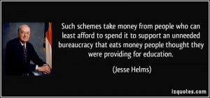 More Jesse Helms Quotes