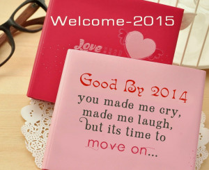 Good Bye 2014 Welcome 2015 SMS