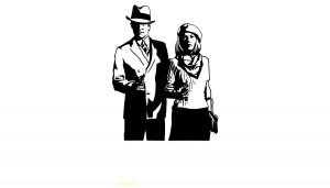 And Clyde Quotes Sayings Bonnie-and-clyde-hold-up-funny-vinyl-decal ...