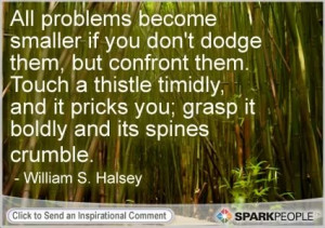 Motivational Quote by William S. Halsey