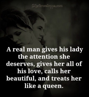 Exactly I'm his queen he's my king ️