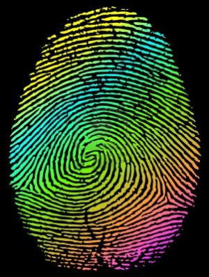 """Our fingerprints will never fade from the lives we touch."""" -Robert ..."""