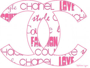 Pink Chanel G1 Wallpaper