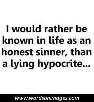 Famous quotes about lying