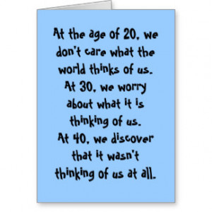 40th Birthday Quotes Gifts and Gift Ideas