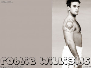 Robbie Williams (Male Celebrities)