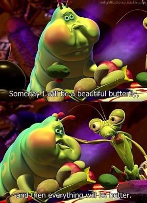 Bug's Life- movie quote