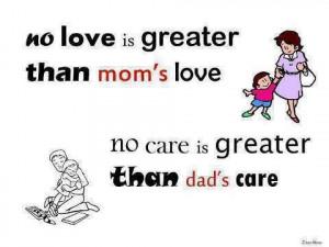 Cute mom dad quotes