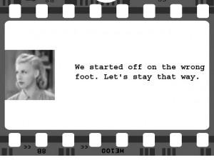 Stage Door | Jean Maitland (Ginger Rogers) | Screenplay: Morrie ...