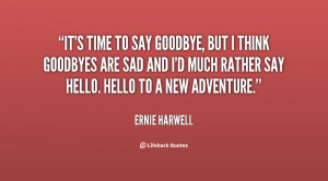 Goodbye Quotes Preview quote