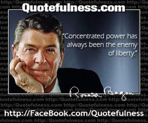 industry and unions in the famous tear down this Ronald Reagan Quotes ...