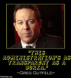 love GG! He speaks such common sense. 'This admin is as transparent ...