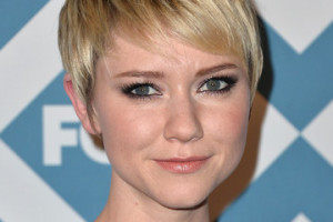Valorie Curry Arrivals The