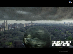 The Day The Earth Stood Still 1024x768 Wallpaper # 6