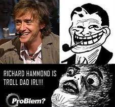 Whatttt? RICHARD HAMMOND FTW