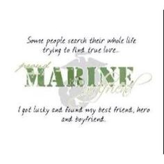 Marine Love Quotes
