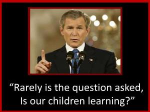 George Bush Education Background