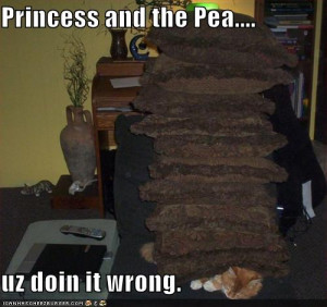 funny-pictures-the-princess-and-the-pea-is-being-done-wrong - funny ...