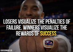 Kobe Bryant Quote . | Kobe Bryant | Pinterest