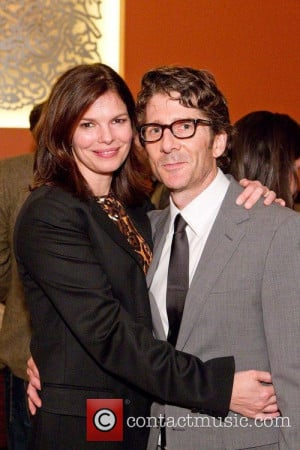 Leland Orser And Jeanne Tripplehorn