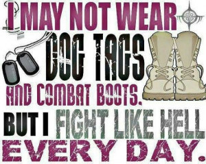 Every day living with lupus is a struggle, keep fighting