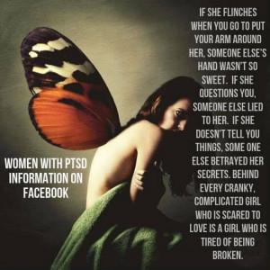 Women with PTSD