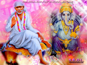 Wallpaper Of Shirdi Sai Baba Beautiful Wallpapers With Telugu Quotes