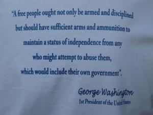 1st Amendment Quotes 2nd amendment t-shirts l&s