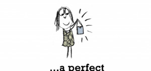 Happiness is, a perfect handbag.