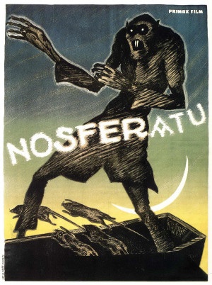 Nosferatu (1922) is the first loose adaption of Bram Stoker's Dracula ...