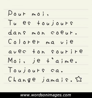 love quotes in french french quotesgram