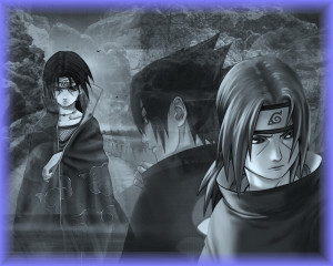 He is a top member of a terrorist organisation called Akatsuki and ...