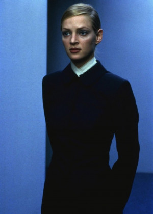 Uma Thurman/'Gattaca', 1997