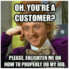 Funny Customer Service Quotes