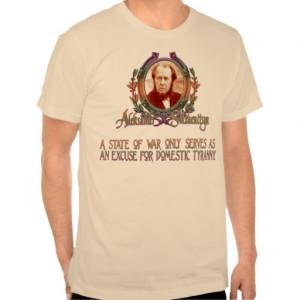 aleksandr_solzhenitsyn_quote_state_of_war_tshirts ...