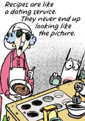 Maxine On Recipes