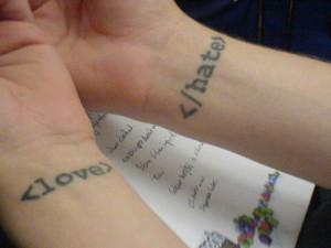 cute quote tattoo ideas