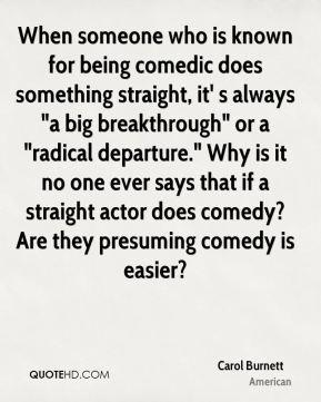Carol Burnett Quotes