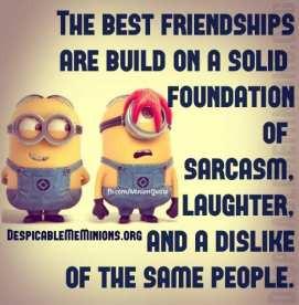 The best friendships