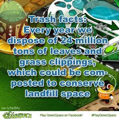 ... landfill space. #landfill #waste #wastemanagement #recycling #