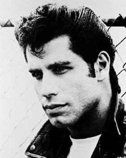 grease musical and film with johnny travolta