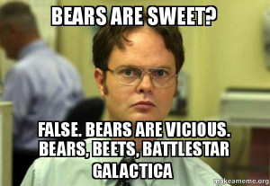 Norway Schrute Facts Dwight Schrute From The Office Make A Meme