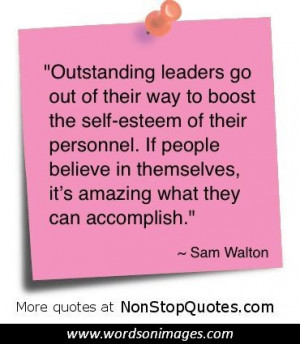 Famous Inspirational Quotes On Leadership